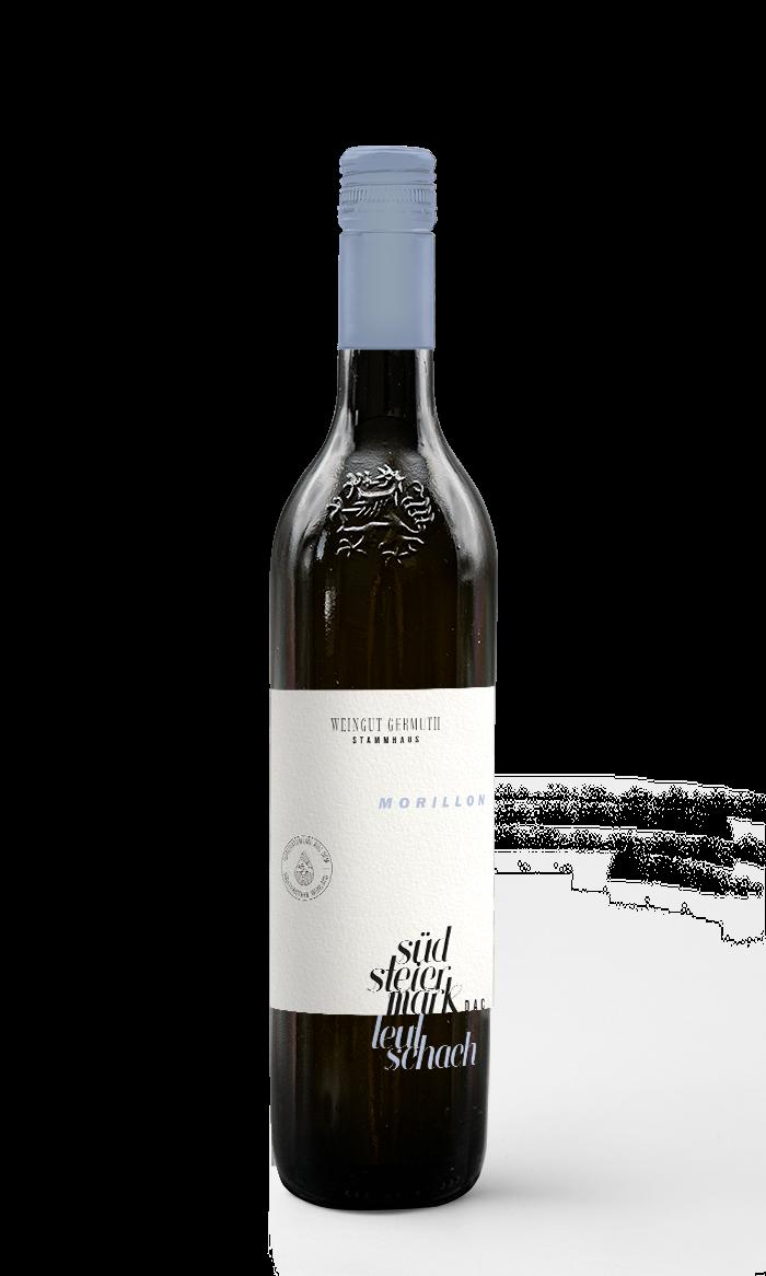 Morillon Wein aus der Steiermark Südsteiermark