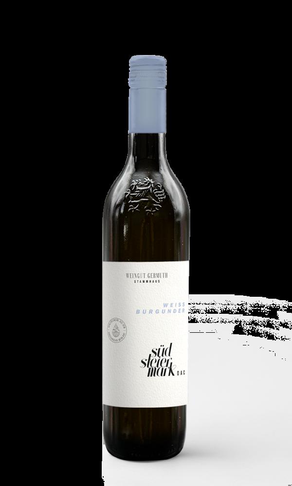 Weißburgunder Wein aus der Steiermark Südsteiermark